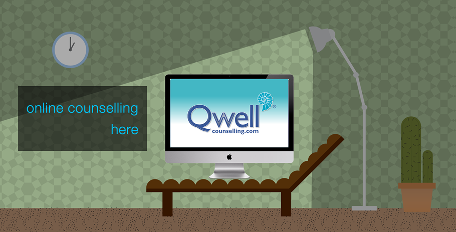 Qwell Counselling - Mental health software application for adults