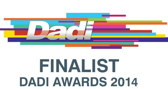 DADI Awards Usability Finalist
