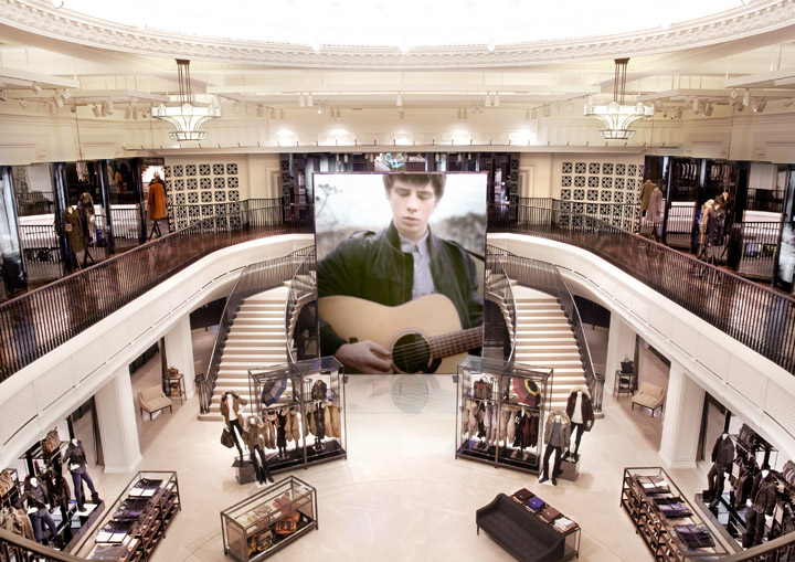 Burberry-flagship-store-London