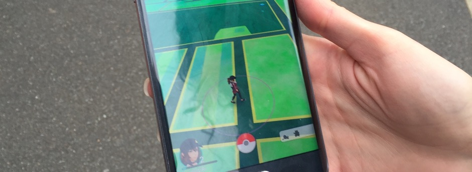 Pokemon Mobile Outdoors