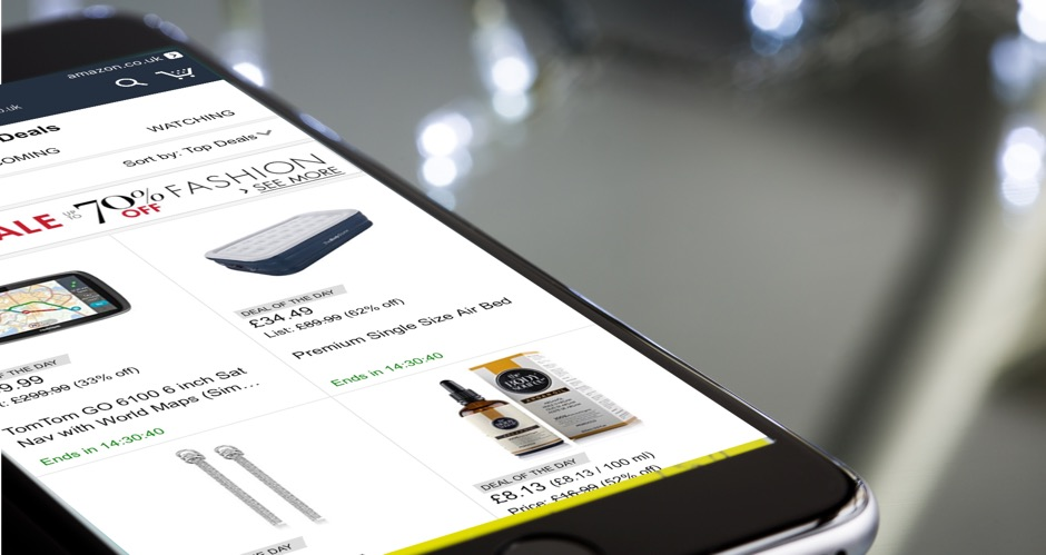 Mobile eCommerce UX Conversion