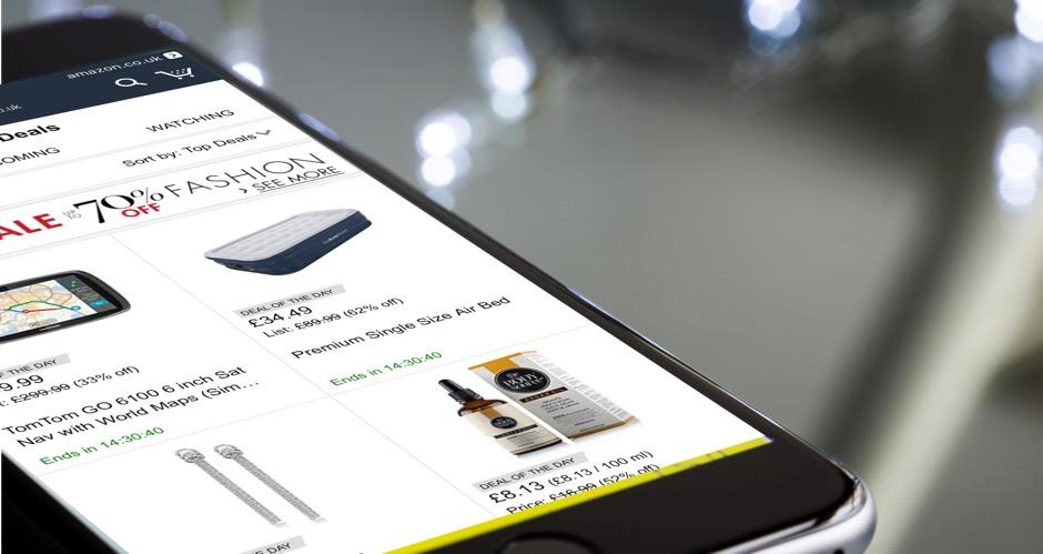 Mobile eCommerce UX Conversion