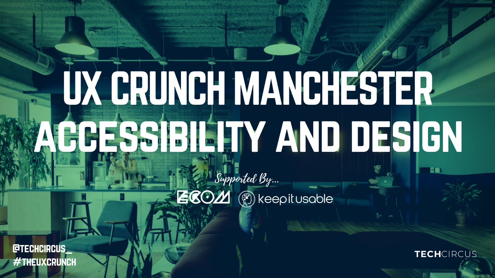 Keep It Usable - sponsors of UX Crunch Manchester