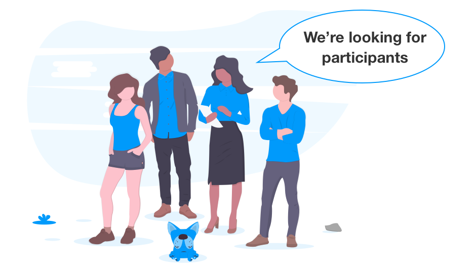 Recruiting UX participants yourself